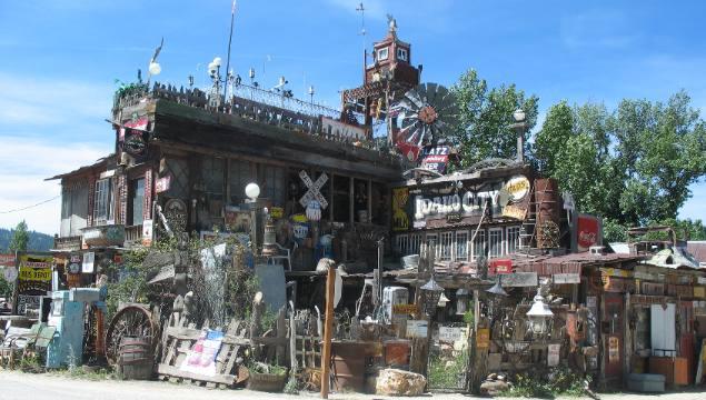Idaho City Idaho : 9472eclectic from travellogs.us size 635 x 360 jpeg 54kB
