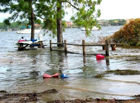 Panama City Beach Flooding