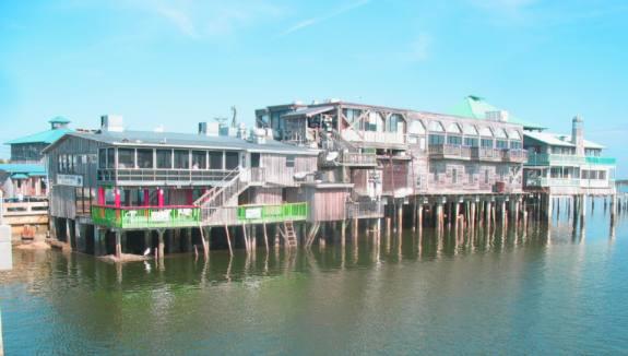 Cedar Key Seafood Restaurants