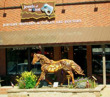Jewels Of The West Hill City Western Art Shoppe Hill City Sd