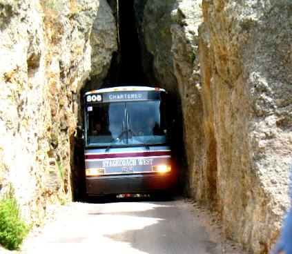 Image result for needles black hills tunnel picture