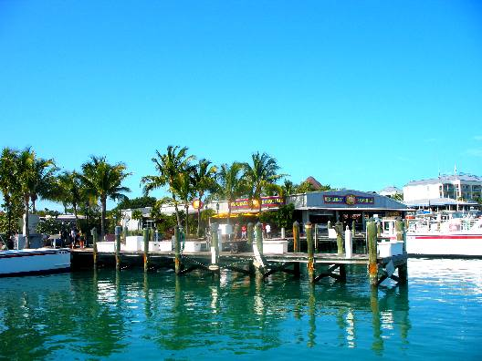 Conch Republic Seafood Restaurant And Bar On Harbor Walk Around The Historic Key West